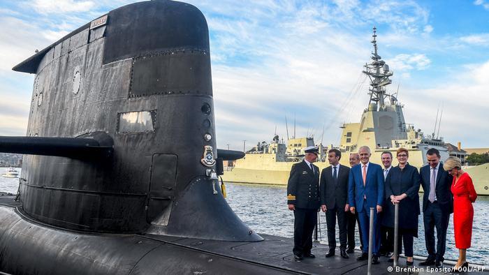 "Australia reconoce ""profundas reservas"" sobre submarinos franceses"