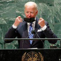 """Biden asegura ante la ONU que EE.UU. no busca una """"nueva Guerra Fría"""", en referencia a China"""