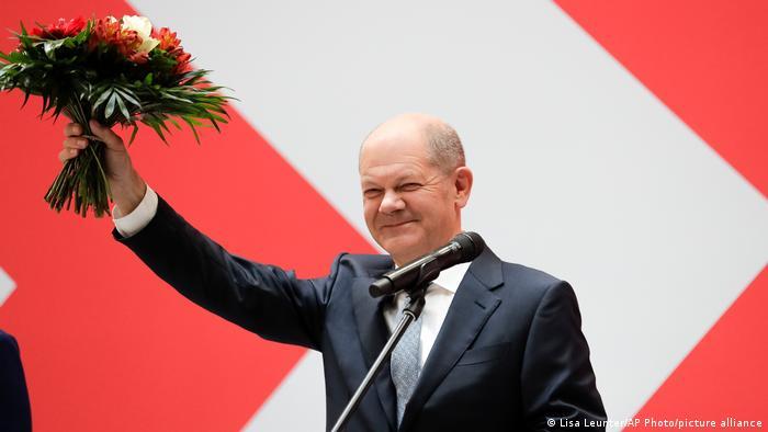 Candidato socialdemócrata a canciller de Alemania aboga por UE fuerte y buenas relaciones con EE. UU.