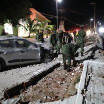 Un fuerte terremoto de 7,1 produce pocos daños en centro y sur de México