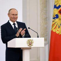 Vladimir Putin es obligado a entrar en cuarentena por contagiados por Covid en su entorno