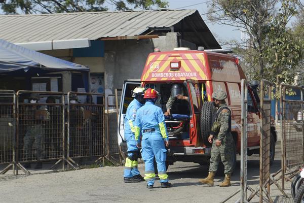 Nueva masacre en cárcel de Ecuador deja al menos 30 muertos y evidencia profunda crisis penitenciaria