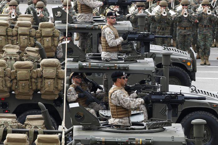 Respuesta a FF.AA., Defensa y Constitución: una revisión necesaria