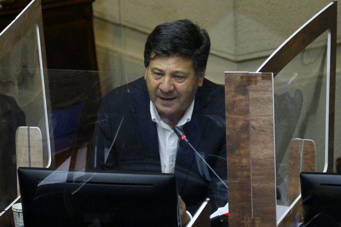 """Senador Castro retiró el primer 10% para invertirlo en criptomonedas: """"Tengo un hijo que le gusta mucho jugar con estas monedas"""""""