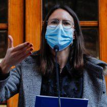 Diputados RN oficiarán a alcaldesa Irací Hassler por destrozos durante el 11 de septiembre