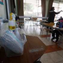 Israel sancionará a profesores no vacunados y sin test negativo