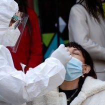 Informe Epidemiológico: cifra de contagiantes siguen tendencia a la baja y llegan a 5.364
