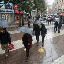 Lluvia en la RM: se esperan precipitaciones para este lunes y martes