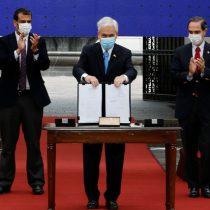 Presidente Piñera presenta proyecto de ley que busca crear el Ministerio de Seguridad Pública