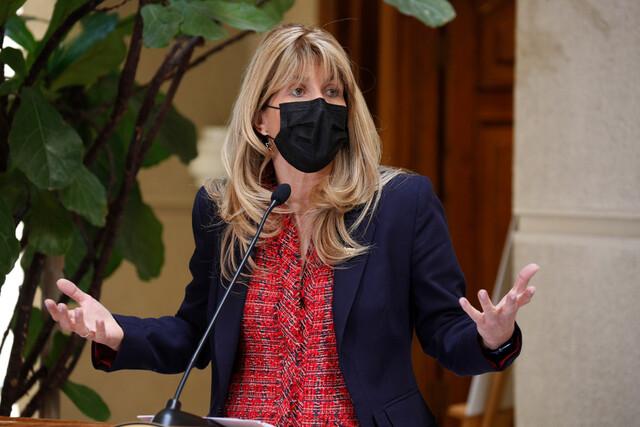 Senadora Rincón por Ley Corta de pensiones: