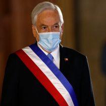Dos días después de los sucesos de Iquique, Presidente Piñera condena la