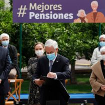 Presidente Piñera ingresa ley corta de pensiones y emplaza al Congreso: «No dejen esperando a los adultos mayores»