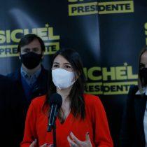 El guiño de Sichel al oficialismo: suma a Francisco Undurraga (Evópoli) e Isabel Plá (UDI) como voceros de campaña