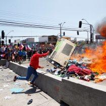 Fiscalía de Tarapacá decreta medidas de protección a favor de migrantes atacados en Iquique