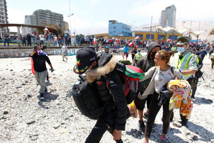 Organizaciones exigen modificar política migratoria chilena: «Es urgente un  cambio de timón» - El Mostrador