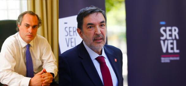 El cuestionamiento a Bulnes Concha y Santamaría, los consejeros del Servel que cumplieron su periodo hace 7 meses y siguen activos