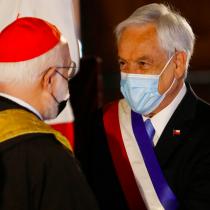 Critica de Aós al matrimonio igualitario marcó el Te Deum: Presidente Piñera replica que «la ley tiene que proteger a todas las familias»