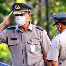 """General Martínez por acusaciones de corrupción contra el Ejército: """"Pienso que las responsabilidades son individuales"""""""