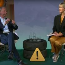 A semanas de la COP26, evento sueco sobre cambio climático reafirma la urgencia de abandonar la emisión de energías fósiles en todo el mundo