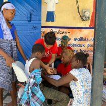 Terremoto en Haití: Chilena lanza campaña para recaudar fondos