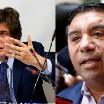 Schalper le da una oportunidad a Velásquez y dice que puede ser candidato si se pone