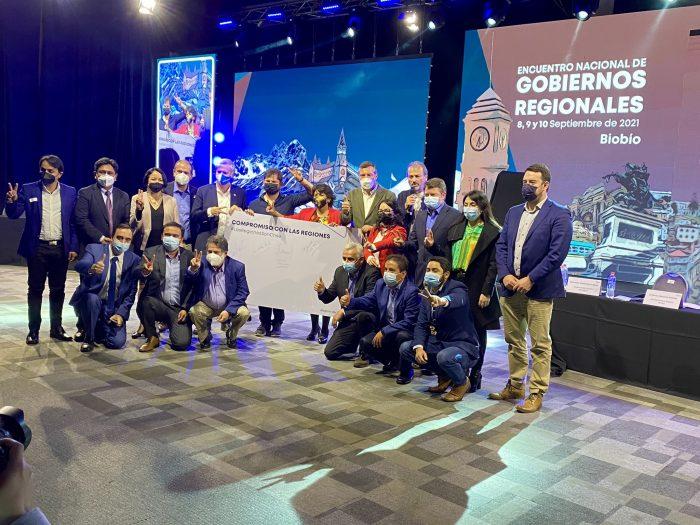 Autoridades regionales y candidaturas presidenciales: el hito de Concepción