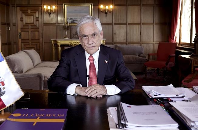 Estallido, Convención, pandemia y Venezuela: el cóctel de temas que repasó el Presidente Piñera en su último discurso ante la ONU
