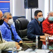 Gobernador de Tarapacá lidera mesa ampliada de trabajo para abordar crisis migratoria