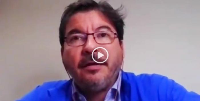 """Marcos Barraza (PC) si se mantienen los 2/3: """"No vamos a clausurar el debate de ninguna manera, no nos vamos a amurrar ni vamos a decir que la Convención se acaba"""""""