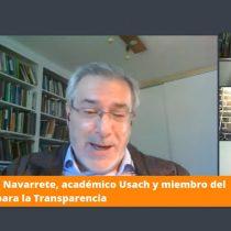 Ciclo Contrapuntos Chile-UE: expertos destacan principios de transparencia y acceso a la información para enfrentar la corrupción institucional