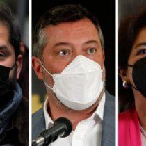 Comandos de Provoste, Boric y Sichel confirman la política de Estado del Gobierno por la plataforma continental con Argentina