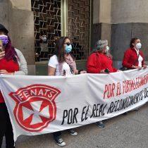 Fenats pide extender Estado de Excepción y mantener dotación de funcionarios de la salud