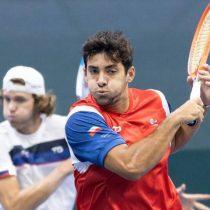 Chile 1-1 con Eslovaquia en Copa Davis tras triunfo de Garín sobre Molcan y derrota de Jarry ante Gombos