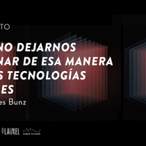 """""""Cómo no dejarnos gobernar de esa manera por las tecnologías digitales"""": El Mostrador transmitirá lanzamiento de texto inédito de Mercedes Bunz"""