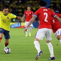 Fatídico reencuentro con Rueda: La Roja no pudo contra Colombia y cae 3-1 en Barranquilla