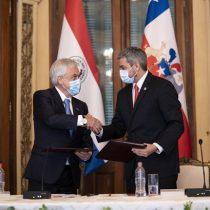 Presidente Piñera anuncia que Chile donará 100 mil vacunas adicionales para enfrentar el covid-19
