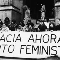 Feministas en dictadura: la importancia de la segunda ola del movimiento para conseguir «democracia en el país y en la casa»