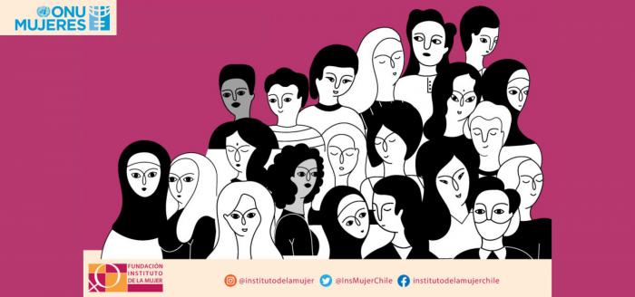 """""""Construyendo juntas, nuestra nueva Constitución"""" el evento que convoca a mujeres y disidencias de todo Chile a participar del proceso constituyente"""
