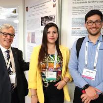 Por primera vez una chilena es la única mujer galardonada con prestigioso premio internacional por sus aportes científicos