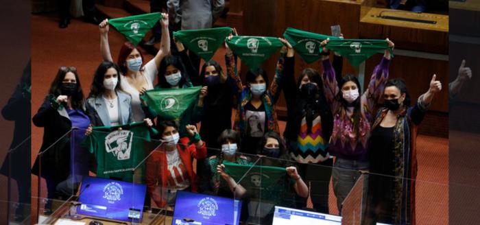 Fin a la criminalización de las mujeres: Cámara aprueba en general la despenalización del aborto hasta las 14 semanas de gestación