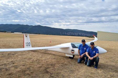 Piloto René Vidal representará a Chile en mundial de planeadores
