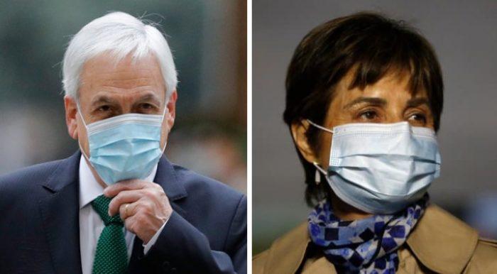Encuesta CEP: gestión del gobierno del Presidente Piñera alcanza un 68% de desaprobación y subsecretaria Daza es la mejor evaluada