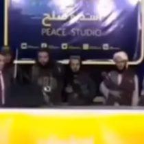 Talibanes con arma en mano se tomaron noticiario televisivo para obligar al presentador a leer una declaración del grupo
