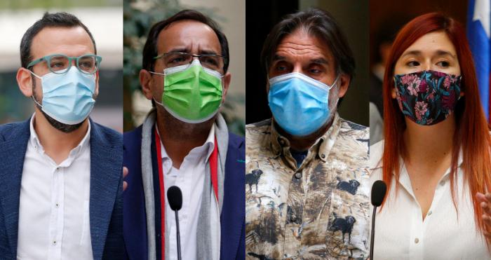 Partidos pierden los estribos por rechazo masivo de candidaturas: desde Kast a Apruebo Dignidad se lanzan en picada contra el Servel