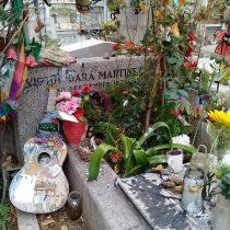 Fundación Víctor Jara lamenta destrozos en la tumba del artista