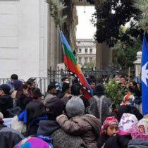 Elisa Loncon por manifestantes mapuche: «Esta convención está abierta para todos los sectores políticos»