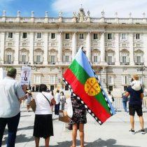Hasta a España llegaron las protestas: manifestaciones contra Presidente Piñera por violaciones a los DD.HH. en el estallido social