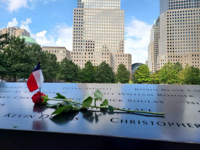 A 20 años del 11S: el homenaje del Consulado General de Chile en Nueva York a los compatriotas fallecidos