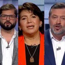 Ahora sí empezó la carrera presidencial: Provoste saca toda la artillería, JAK hace ver mal a Sichel y Boric zafa de los ataques en primer debate