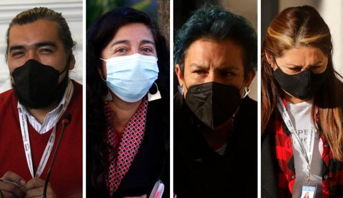 Terremoto en Pueblo Constituyente: 4 convencionales dejan el grupo a un mes de su creación